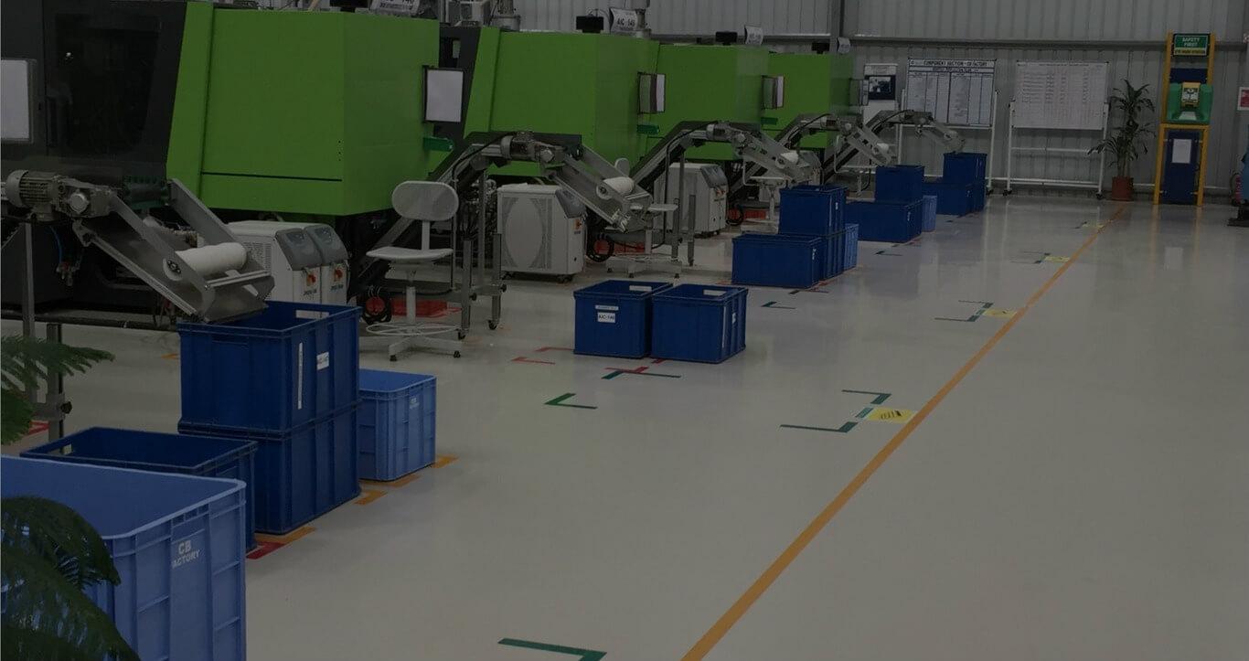 Application des 5S en milieu industriel
