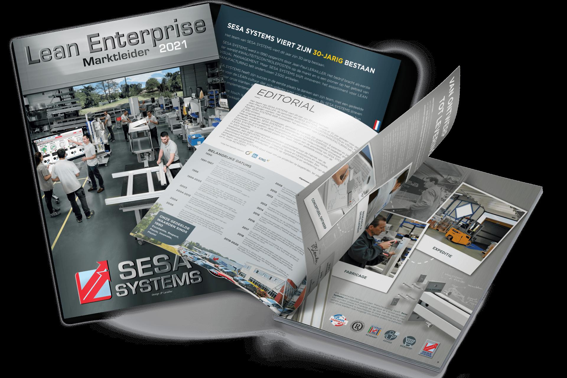 LEAN Enterprise 2021